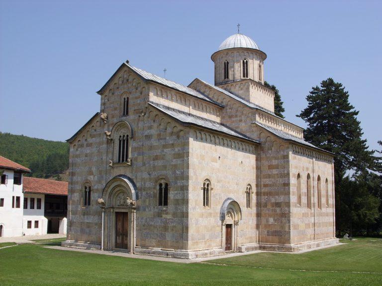 Kosovo. Le monastère de Decani parmi les sept sites les plus menacés d'Europe