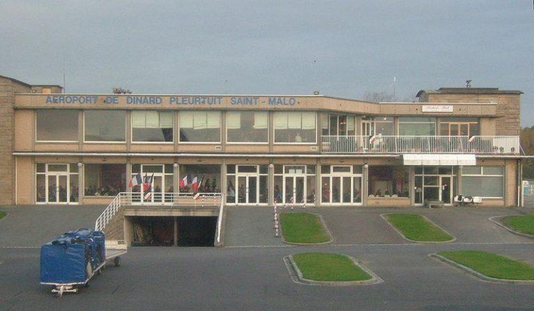 L'aéroport de Dinard en péril
