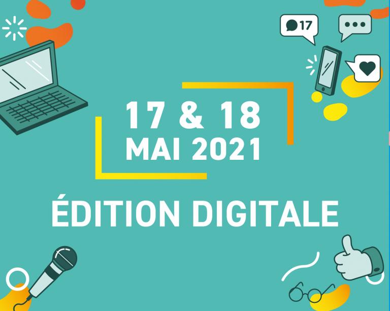 Salon Entreprendre dans l'Ouest. Une édition digitale les 17 et 18 mai 2021
