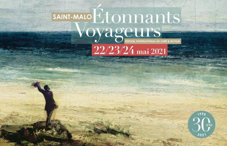 Saint-Malo (35). Le festival Etonnants Voyageurs ouvrira ses portes virtuelles du 22 au 24 mai