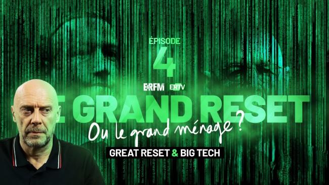 Le Grand Reset… ou le grand ménage ? Great Reset et Technologie