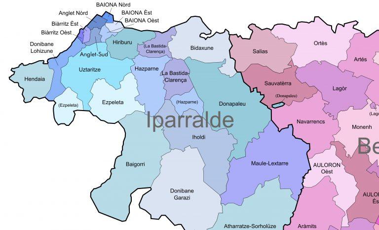 Ipparalde: un ikastola nevez e bro xarnegu