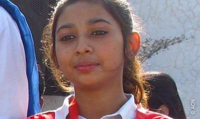 Une chrétienne pakistanaise de 14 ans, mariée de force à un musulman, espère un miracle à Pâques