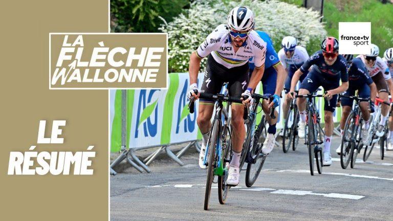 Cyclisme. Julian Alaphilippe s'offre un triplé sur la Flèche Wallonne