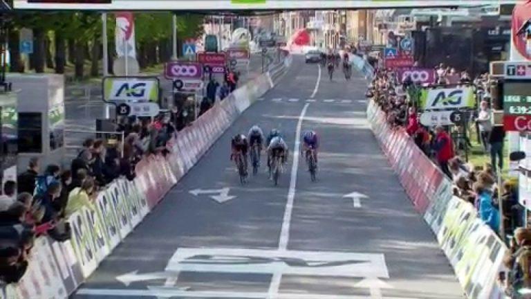 Cyclisme. Liège-Bastogne-Liège : Tadej Pogacar vainqueur, Alaphilippe et Gaudu complètent le podium