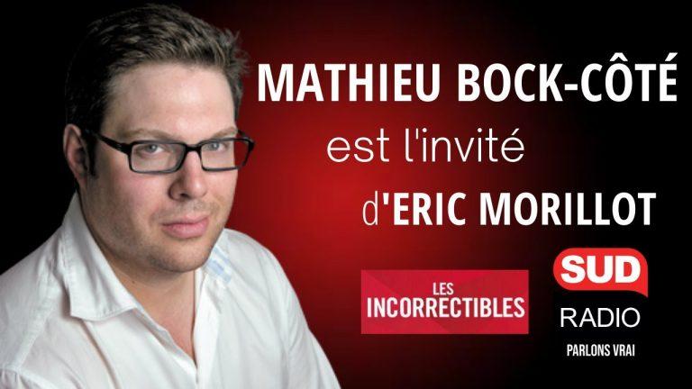 Mathieu Bock-Côté : « En France, ce qui est frappant, c'est la violence contre les policiers ! »