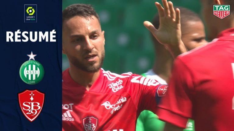 Football – Ligue 1. Victoires du Stade Rennais, FC Nantes, FC Lorient, Stade Brestois