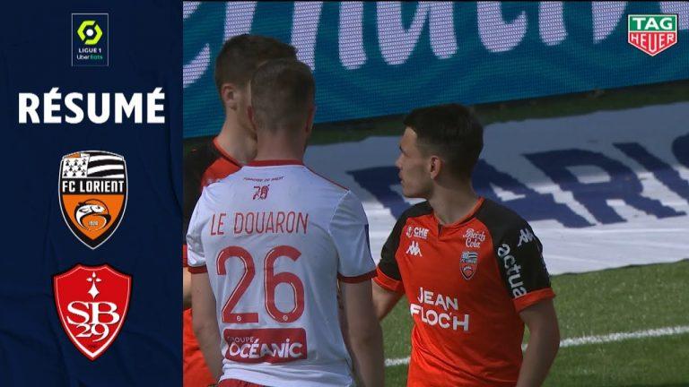 Le FC Lorient s'offre le derby face à Brest, Nul pour Rennes à Reims, Nantes en grand danger