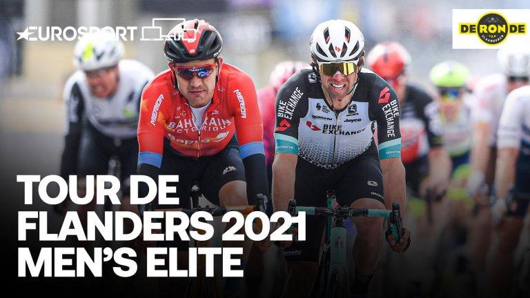 Revoir le triomphe de Kasper Asgreen sur le Ronde, le Tour des Flandres