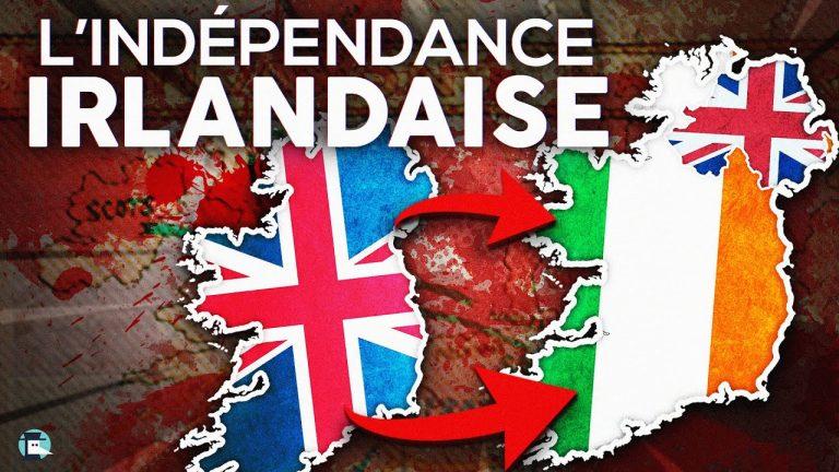 Comment l'Irlande est devenue indépendante ?