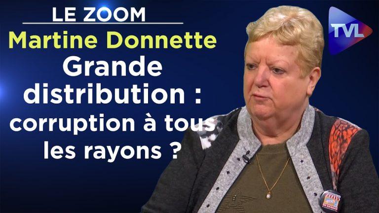 Grande distribution : corruption à tous les rayons ? Entretien avec Martine Donnette
