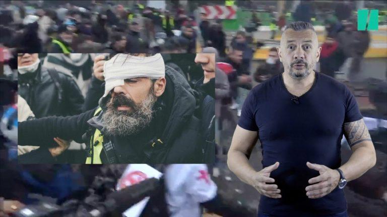 Affaire Jérôme Rodrigues : « On veut faire payer un petit flic des multiples erreurs des décideurs de l'administration »