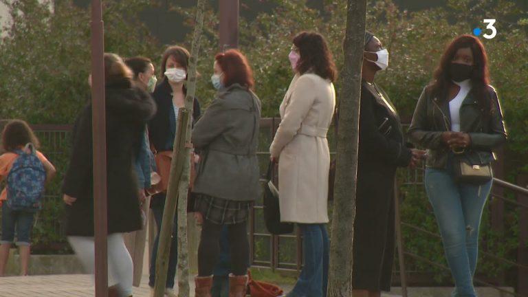 Écoles fermées pendant 3 semaines : des parents réagissent à Nantes