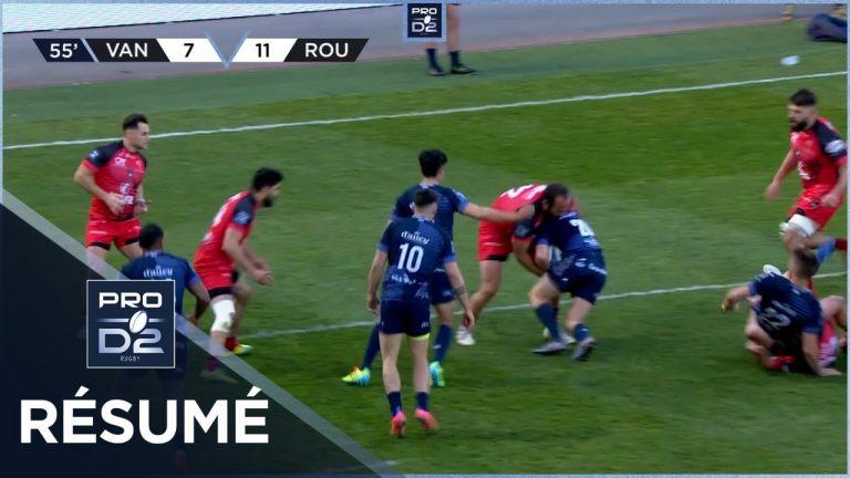 Rugby. Le RC Vannes bat Rouen et s'assure une demi-finale à La Rabine