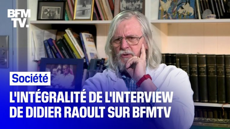 Professeur Raoult : « L'Hydroxychloroquine change le pronostic »