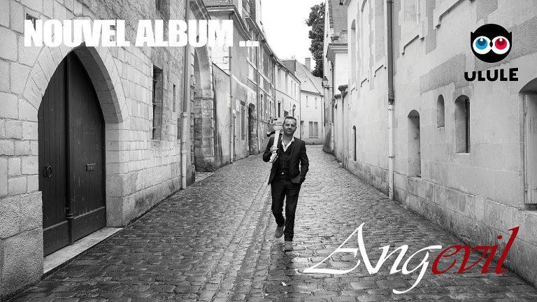 Angevil lance une souscription pour sortir son premier album