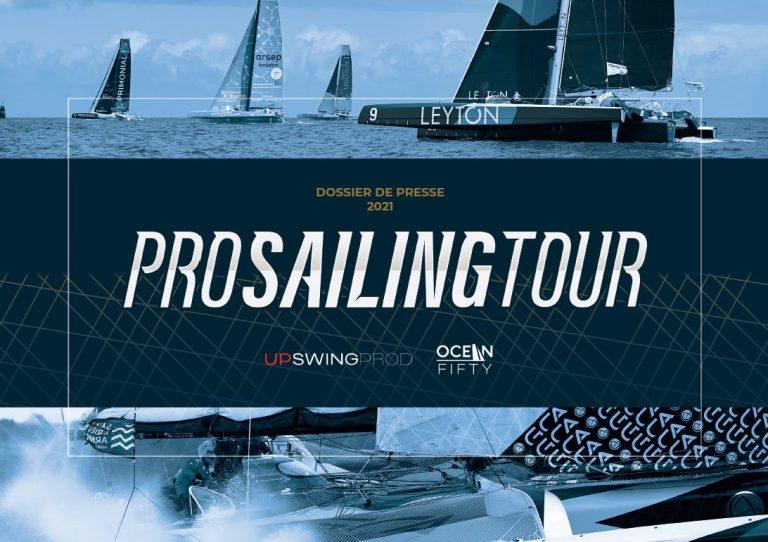 Pro Sailing Tour. Premier round à Brest du 19 au 23 mai 2021