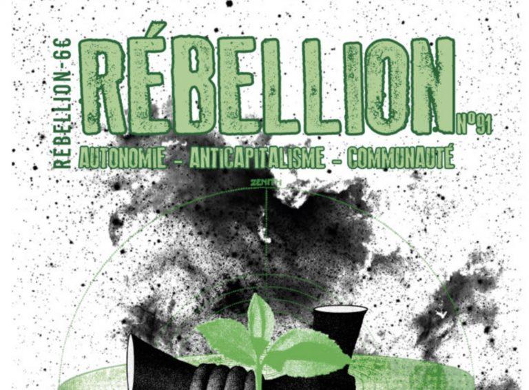 Rebellion. Localisme, de l'empire technocratique à la création d'une nouvelle cité