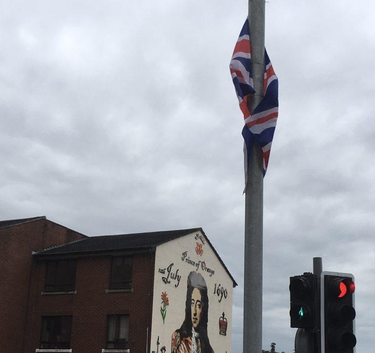Irlande du Nord. Nuit d'émeutes loyalistes dans le sud de Belfast