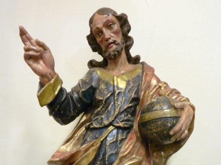 Saint-Nazaire. Une statue classée du XVIIe siècle volée dans une église