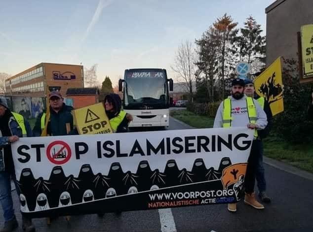 Flandre. Des nationalistes du Voorpost condamnés à de la prison pour avoir dénoncé « l'islamisation » [vidéo]