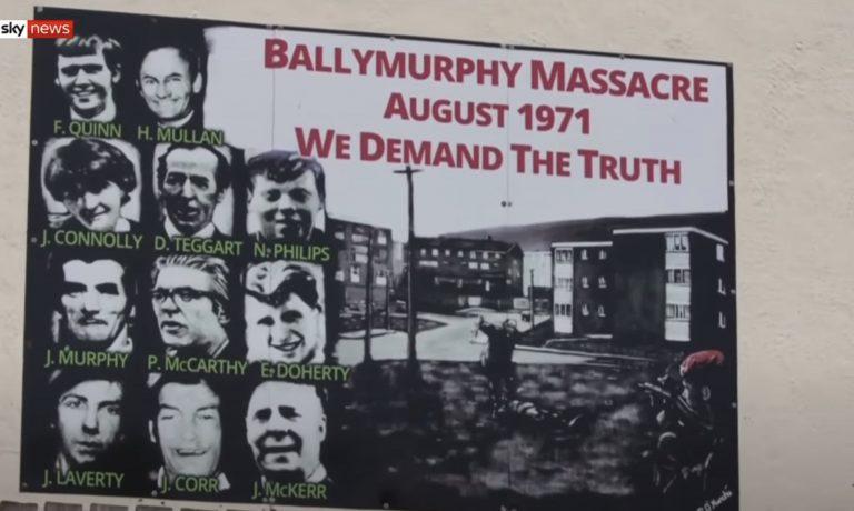 Irlande du Nord : la justice déclare innocentes les victimes du massacre de Ballymurphy (1971)
