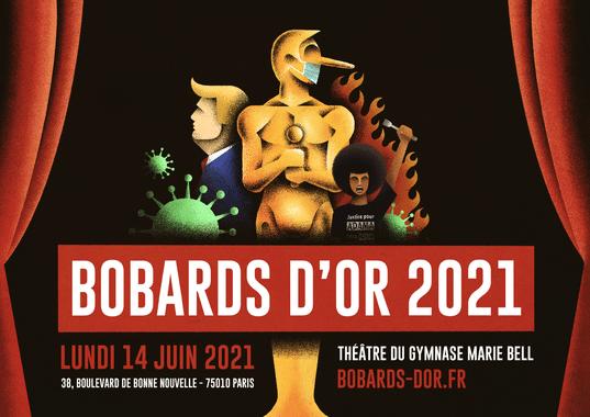 Bobards Lives Matter, Golden Bobards et Bobid-19. Votez pour les Bobards d'or 2021 !