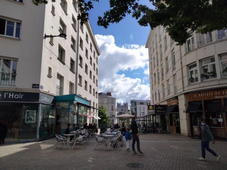 Réouverture des cafés à Nantes : « On a l'impression de sortir de prison »