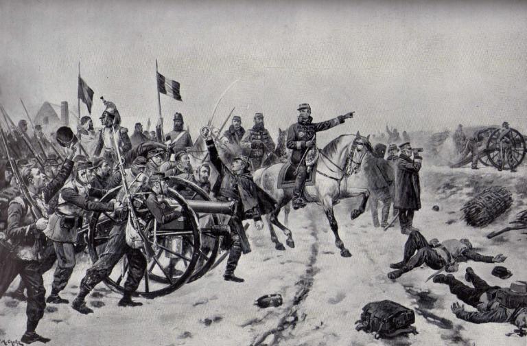 La Commune de Paris vue de Bretagne aujourd'hui et il y a 150 ans