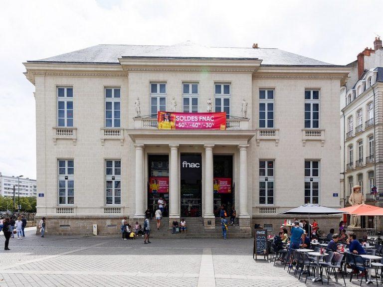 Nantes. Place du commerce  : à la FNAC « parfois les clients ont peur de venir »