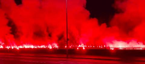 Glasgow. Les fans des Rangers fêtent le titre de leur club