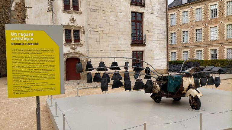 Expression(s) décoloniale(s) au château de Nantes: la vérité sur l'esclavage