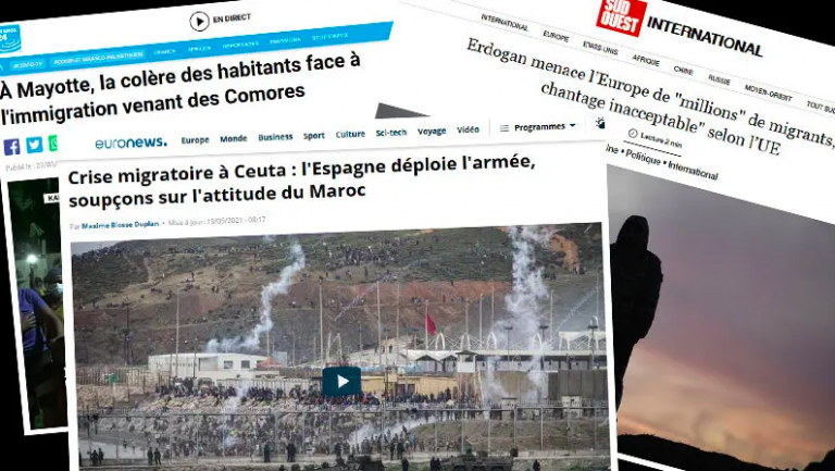 Ceuta, Grèce, Mayotte : l'immigration extra-européenne comme arme géopolitique