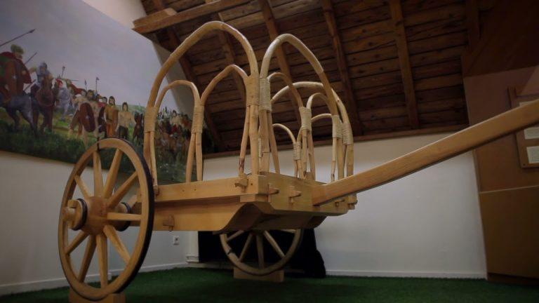 Belgique. Un musée lance une cagnotte pour reconstituer un char celtique [Vidéo]