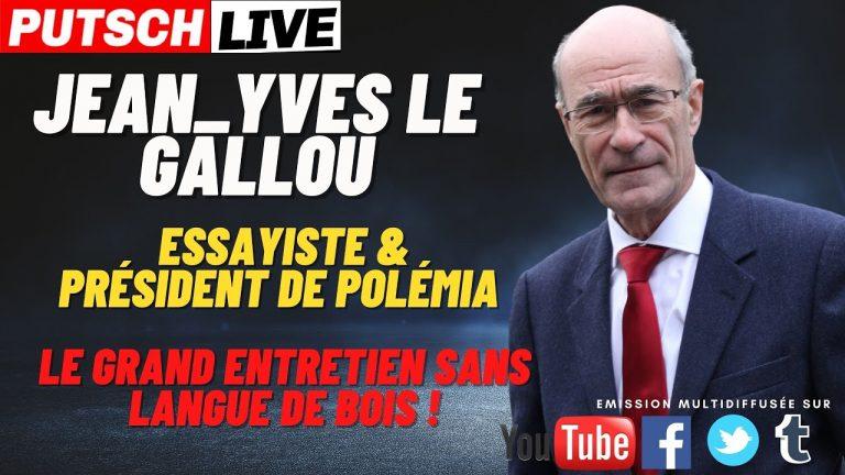 Pass sanitaire, rôle des médias mainstream, Union Européenne…l'interview de Jean-Yves Le Gallou
