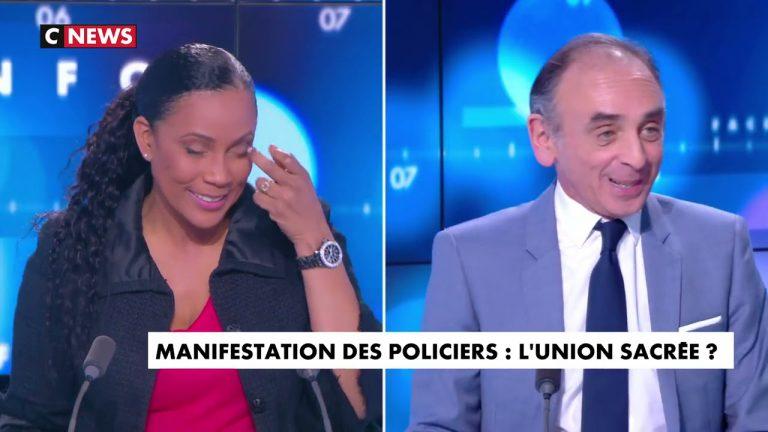 Eric Zemmour : « Mélenchon préfère manifester avec les Traoré et les islamogauchistes qui veulent abattre la France »
