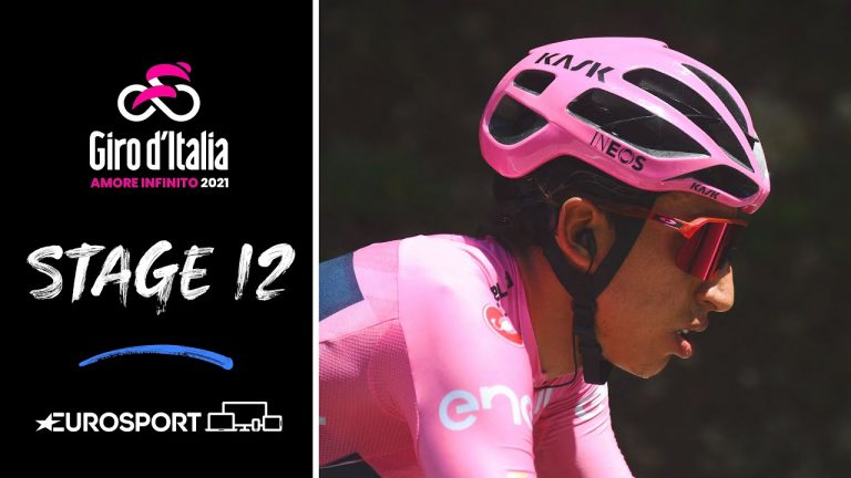 Cyclisme. Andréa Vandrame remporte la douzième étape du Giro