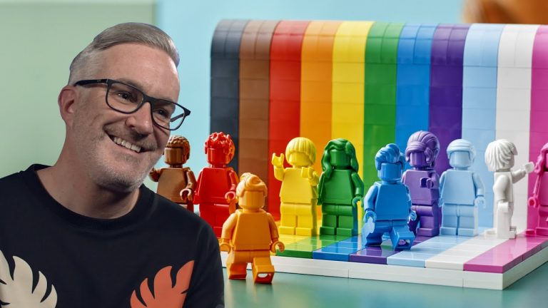 Bataille culturelle. Lego lance une collection de jouets aux couleurs LGBT