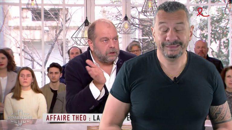 Affaire Théo. « Touche pas à mon flic » appelle à la démission de M. Dupont-Moretti
