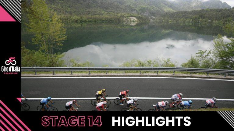Giro 2021. Lorenzo Fortunato remporte la 14e étape au Monte Zoncolan