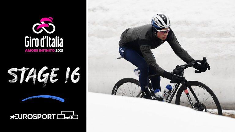Cyclisme. Egan Bernal remporte l'étape 16 du Giro en solitaire