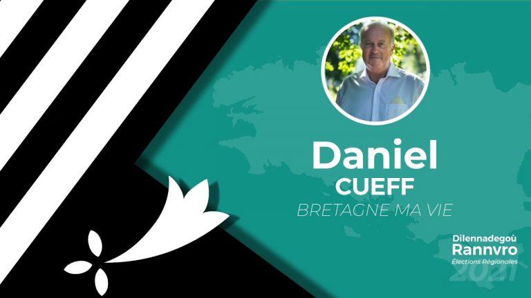 Régionales 2021. Daniel Cueff interrogé par Brezhoweb sur les thématiques bretonnes (Langue, culture, identité)