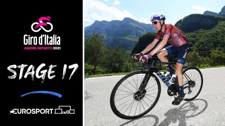 Cyclisme. L'Irlandais Dan Martin s'offre la 17ème étape du Tour d'Italie