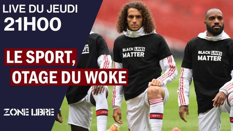 Le Sport Otage Du Woke