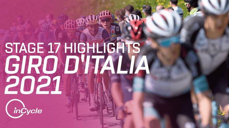 Tour d'Italie. Alberto Bettiol remporte la 18e étape en solitaire