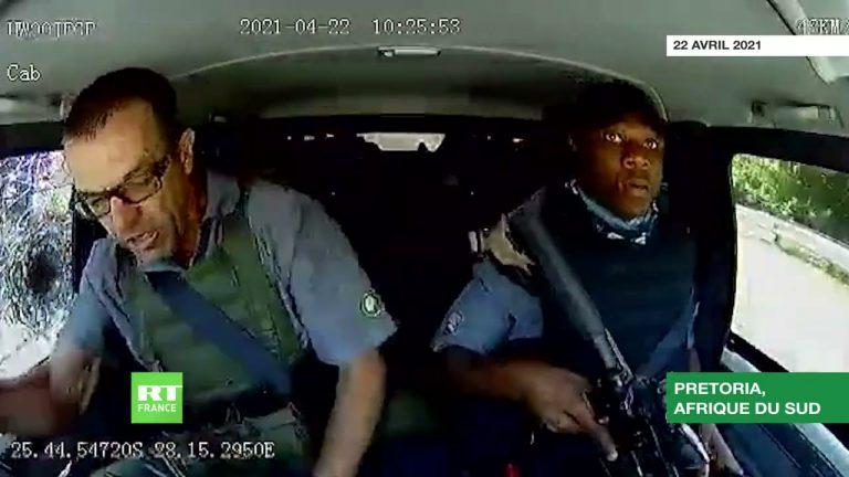 Afrique du Sud : attaqués par balles, des convoyeurs de fonds échappent à un braquage [Vidéo]