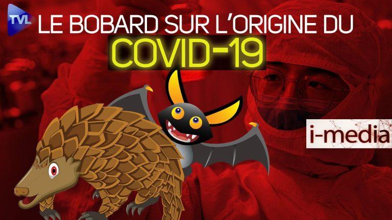 I-Média n°350 – L'énorme bobard des médias sur l'origine du Covid-19