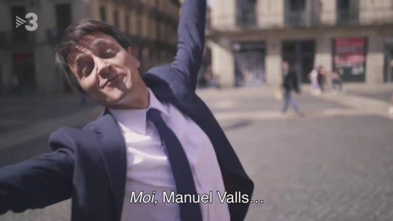 Quand la télé publique catalane se moque du touriste Manuel Valls