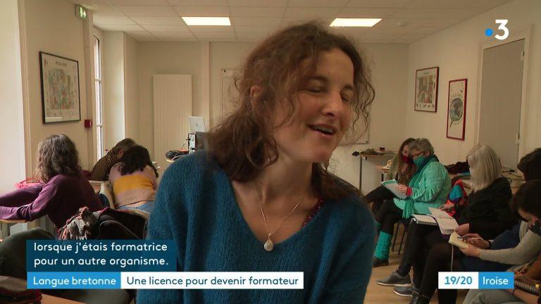 Une formation pour enseigner la langue bretonne aux adultes