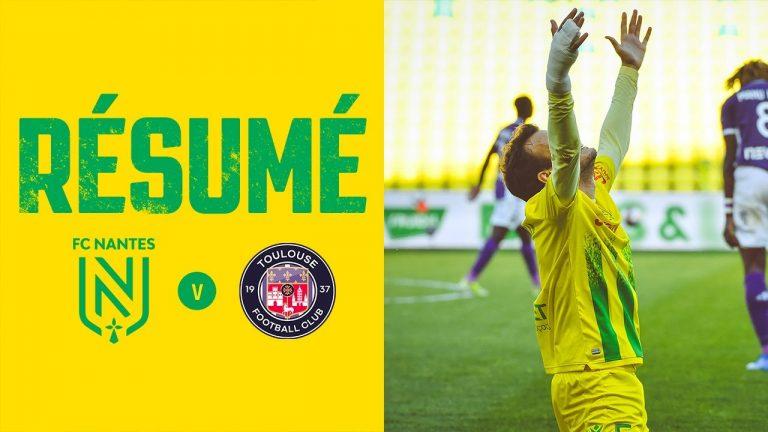 Football. Le FC Nantes restera en Ligue 1 la saison prochaine
